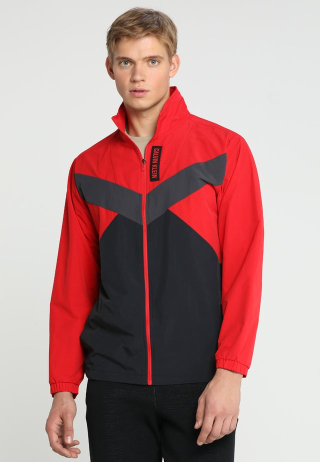 JACKET - Trainingsvest - red