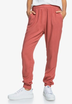 Easy Peasy  - Tracksuit bottoms - marsala