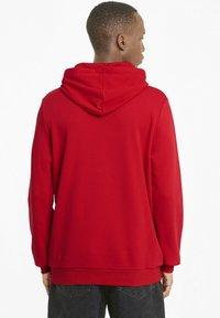 Puma - Sweatshirt - high risk red - 2