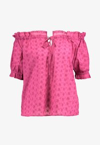 Nly by Nelly - OFF SHOULDER - Blouse - pink - 4