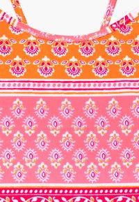 Sunuva - GIRLS BLOCK PRINT - Swimsuit - sherbert pink - 3
