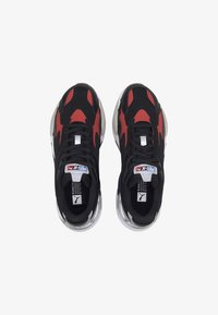 Puma - PUMA BMW M MOTORSPORT RS-CUBE TRAINERS MAND - Baskets basses - black-puma white-puma silver