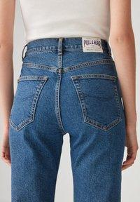 PULL&BEAR - Jeans Slim Fit - dark blue - 5