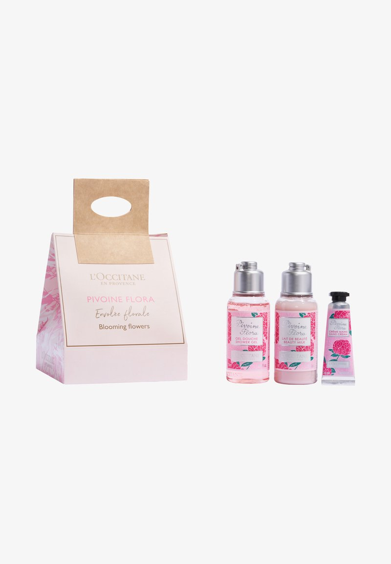 L'OCCITANE - PFINGSTROSEN-SET - Bath and body set - -