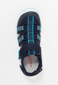 Superfit - TORNADO - Chodecké sandály - blau - 1