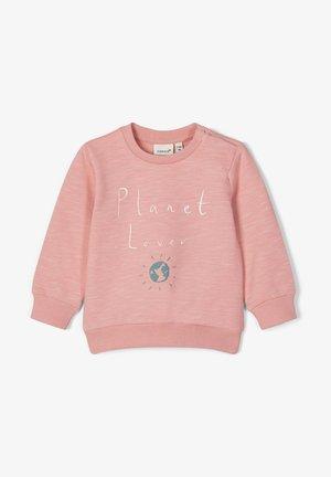 PRINT - Sweatshirt - blush
