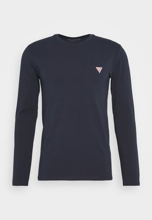 CORE TEE - Long sleeved top - blue navy