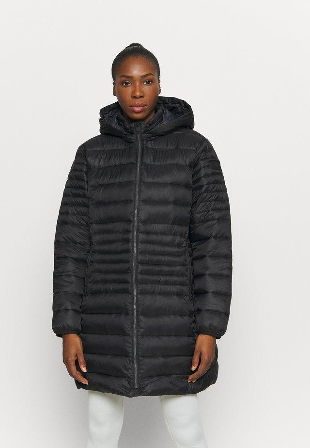 Zimní kabát - nero