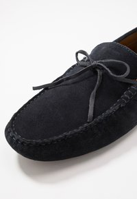 Walk London - RALLY DRIVER - Mocassini - navy - 5