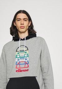Ellesse - ANDO HOODY - Sweatshirt - grey marl - 3