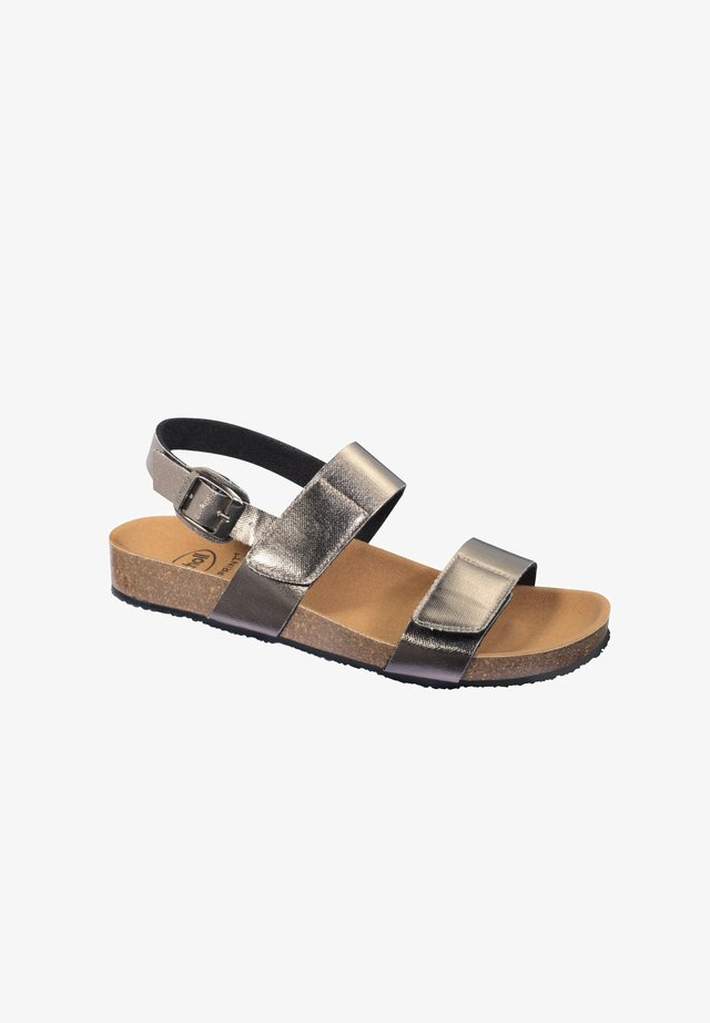 Walking sandals - grigio