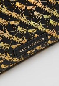 KARL LAGERFELD - COSMETIC CASE - Neceser - black - 7