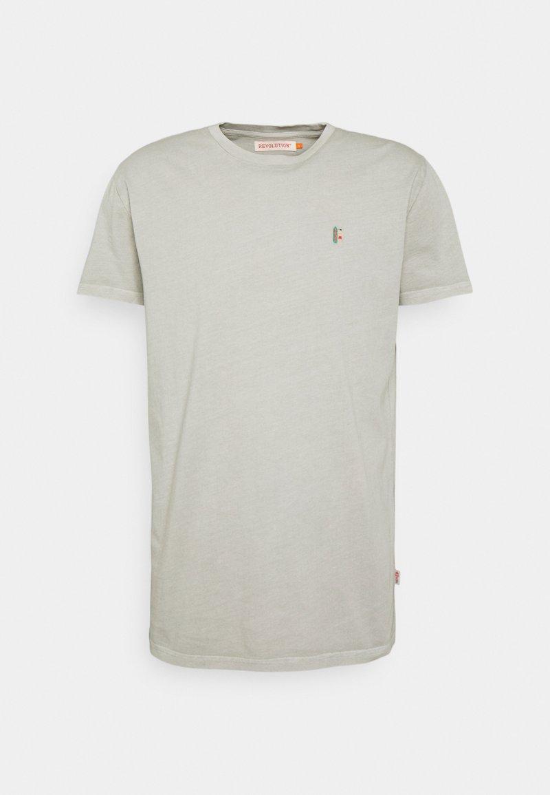 REVOLUTION - REGULAR - Print T-shirt - lightgreen