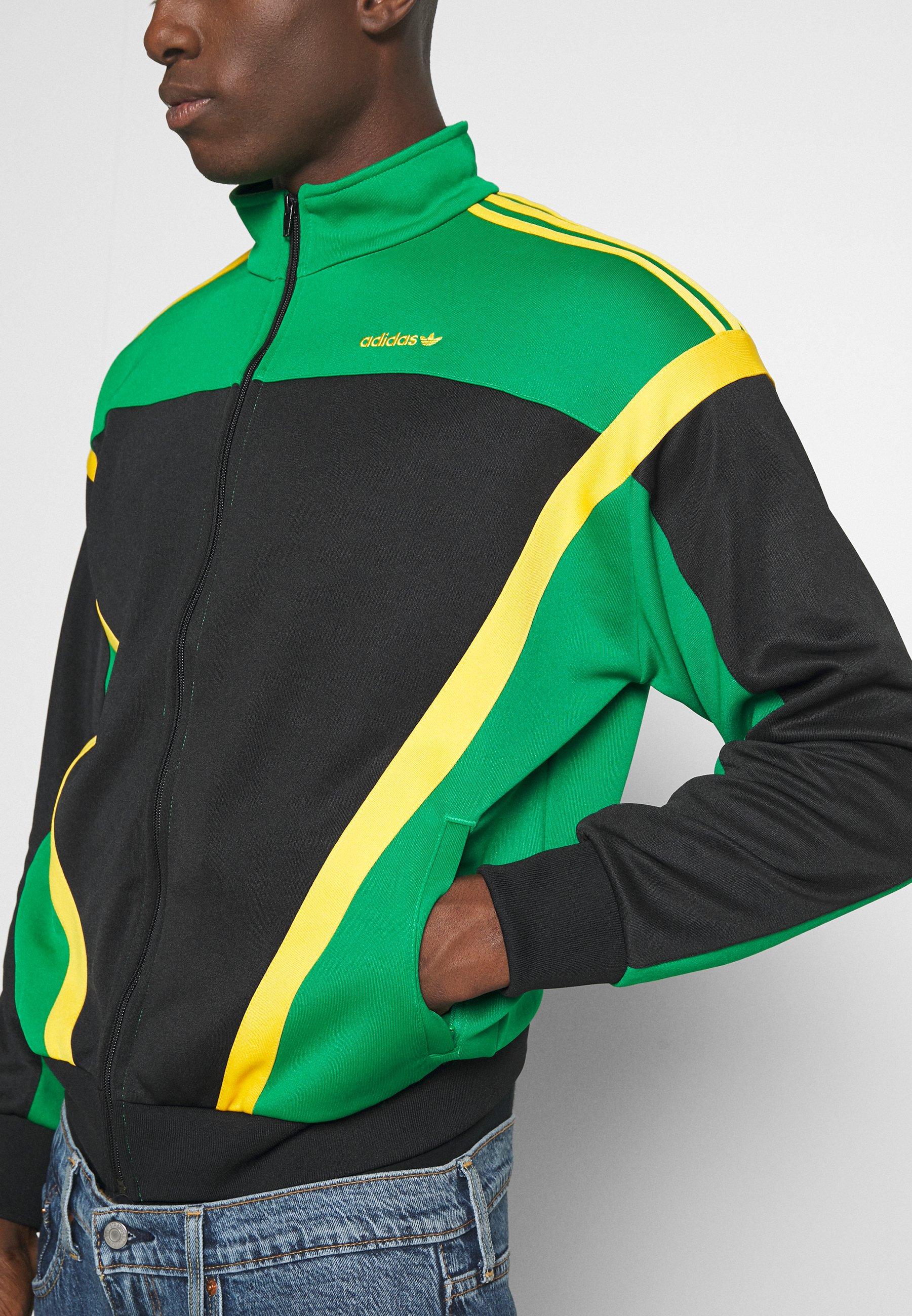 CLASSICS Trainingsjacke blackgreen