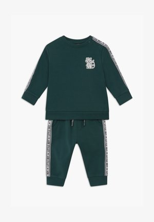 SET - Trainingspak - dark green
