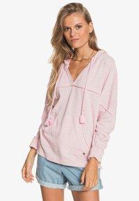 Roxy - SUNRISE SURF - Hoodie - pink mist - 3
