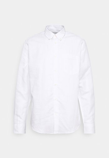 SANKT - Camicia - pure white