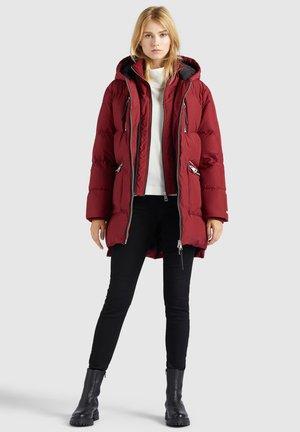SOFIA - Winter coat - rot