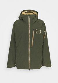 AK GORE CYCLIC - Snowboard jacket - forest night