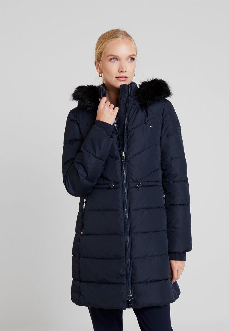Tommy Hilfiger - ALANA PADDED COAT - Winter coat - blue