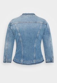 Liu Jo Jeans - GIACCA KATE - Jeansjakke - light blue denim - 6