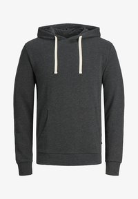 Jack & Jones - Hoodie - dark grey melange - 3