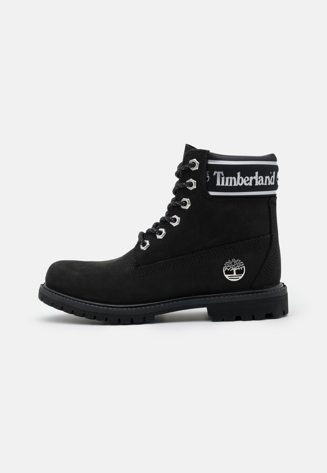 6IN PREMIUM BOOT  - Lace-up ankle boots - black