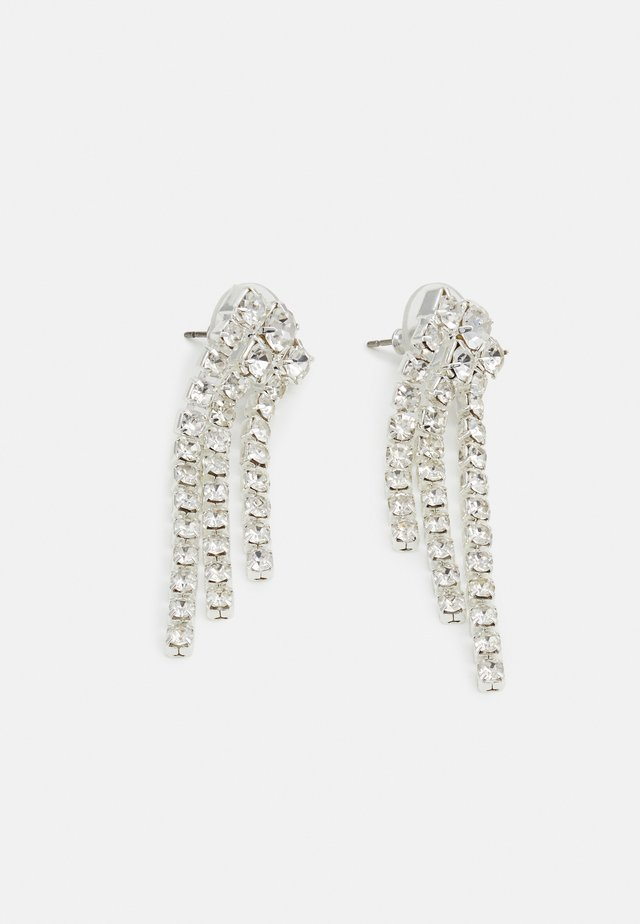 EARRINGS PETRA - Korvakorut - silver-coloured