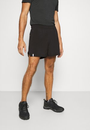 TRAINING - kurze Sporthose - black