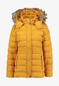 Esprit - JACKET - Vinterjakke - amber yellow - 5