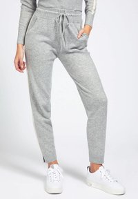Guess - Tracksuit bottoms - light grey - 0