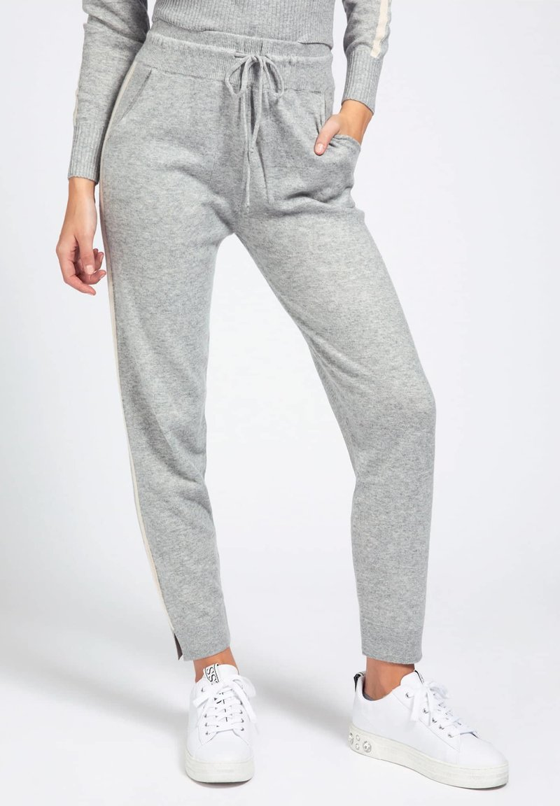 Guess - Tracksuit bottoms - light grey