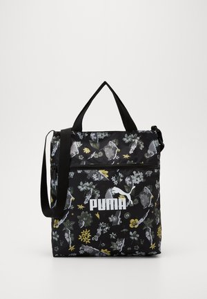 CORE SEASONAL SHOPPER - Tote bag - black
