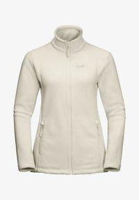 Jack Wolfskin - MIDNIGHT MOON - Fleece jacket - white sand - 3