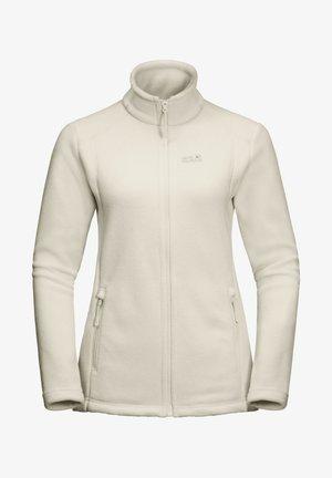 MIDNIGHT MOON - Fleece jacket - white sand