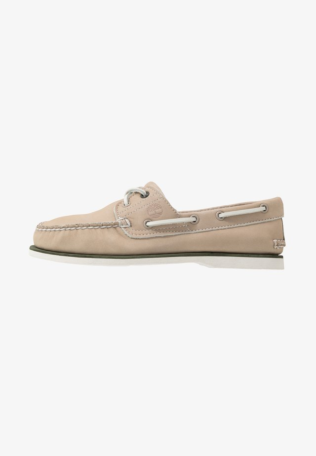 CLASSIC BOAT - Bootsschuh - light taupe