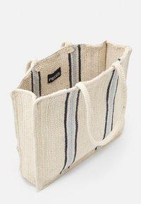 Pieces - PCGIT SHOPPER - Tote bag - nature/sky captain/plein air - 2