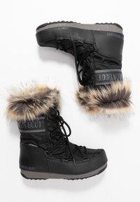 Moon Boot - MONACO LOW WP - Vinterstøvler - black - 3