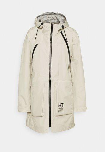 HERRE JACKET - Hardshell jacket - off-white