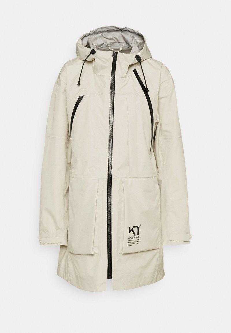 Kari Traa - HERRE JACKET - Hardshell jacket - off-white