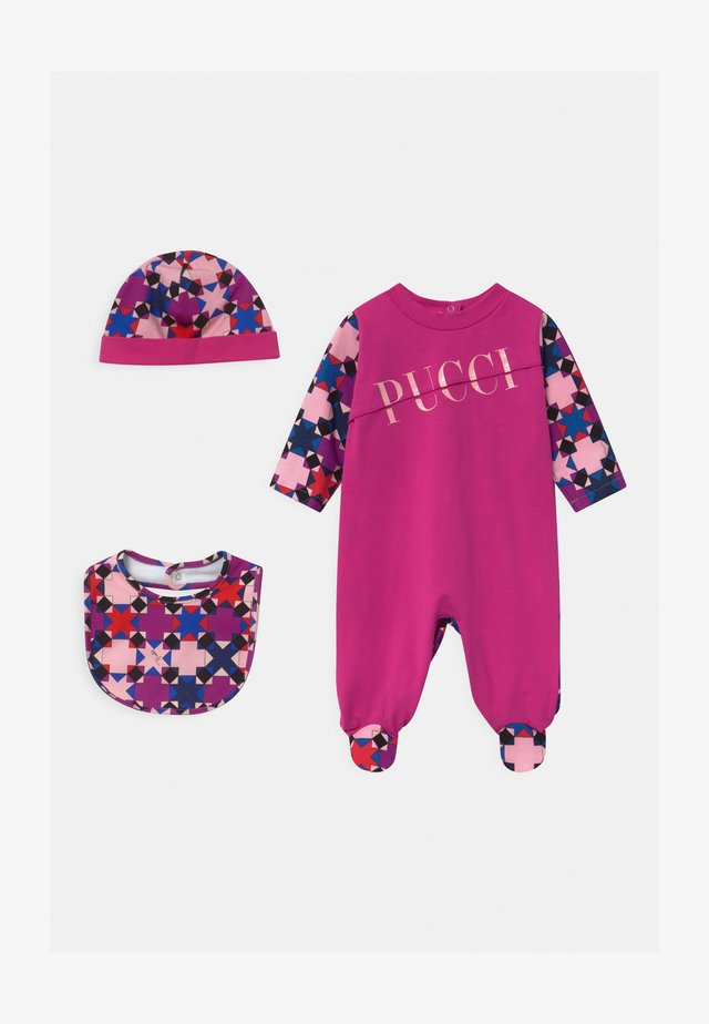 KIT BABY SET - Sleep suit - multi-coloured