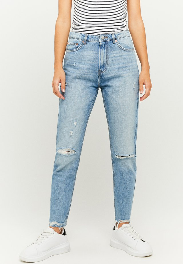 Jeans baggy - blu