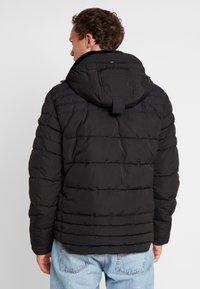 Strellson - NEWTOWN - Winter jacket - black - 3