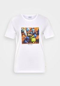 PS Paul Smith - Print T-shirt - white - 6
