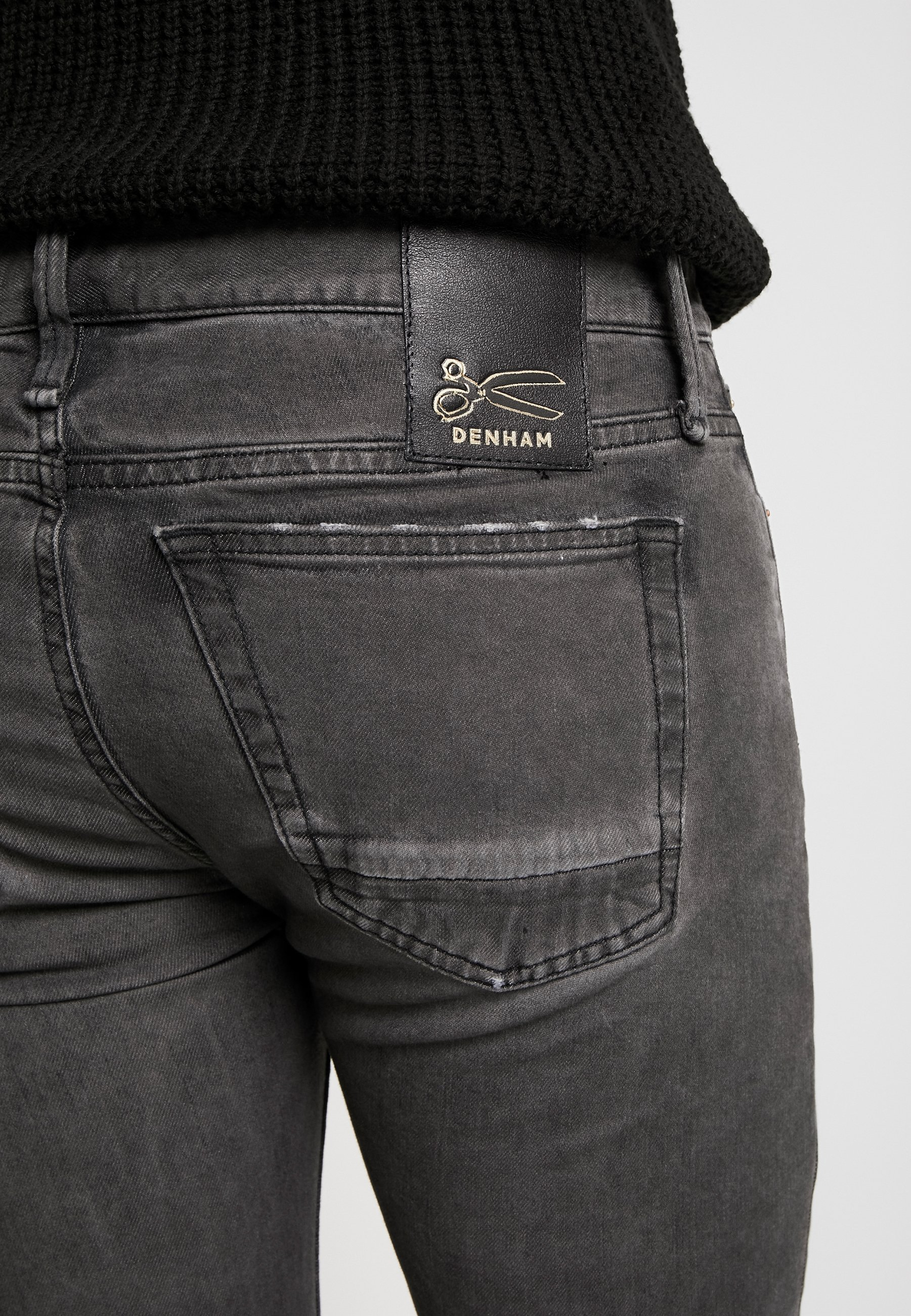 Denham BOLT - Jeans Skinny Fit - black
