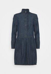 See by Chloé - Denimové šaty - denim blue - 7