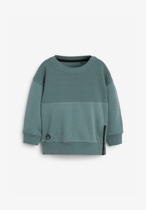 Sweatshirt - teal
