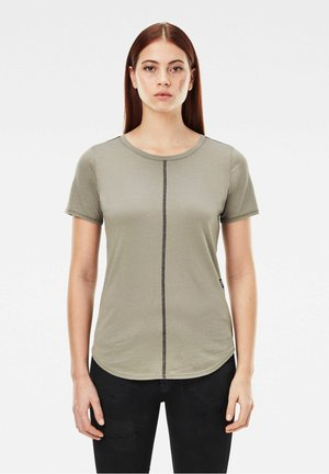 SLIM FIT - Print T-shirt - shamrock