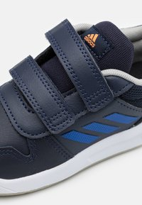 adidas Performance - TENSAUR UNISEX - Chodecké tenisky - legend ink/royal blue/signal orange - 5