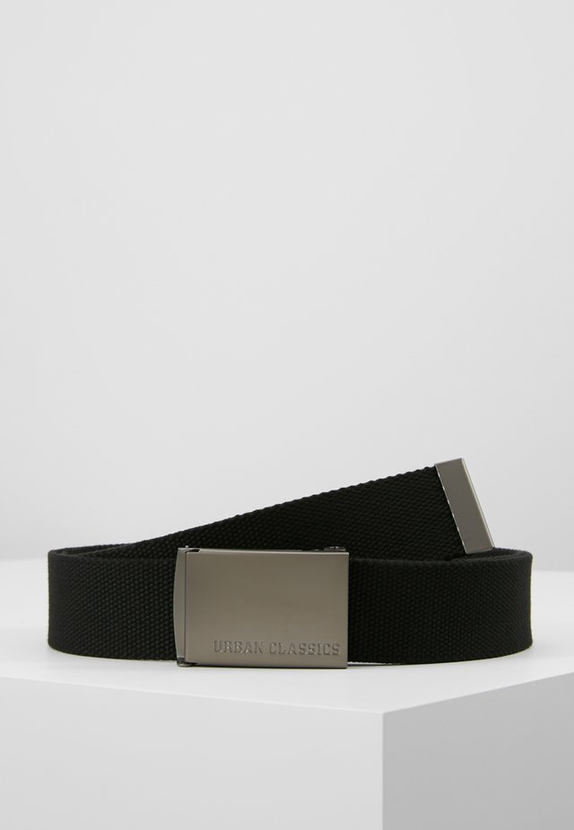 BELTS - Bælter - black